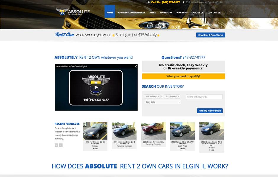 Rent To Own Cars Fredericksburg