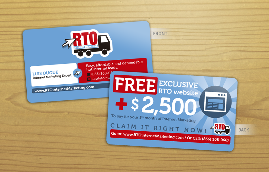 Queen B Marketing Company| Fredericksburg TX – RTO Business Cards