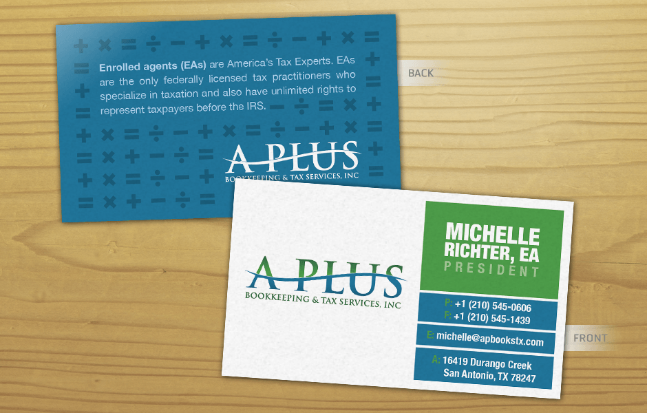 Queen B Marketing Company| Fredericksburg TX – A Plus Business Cards