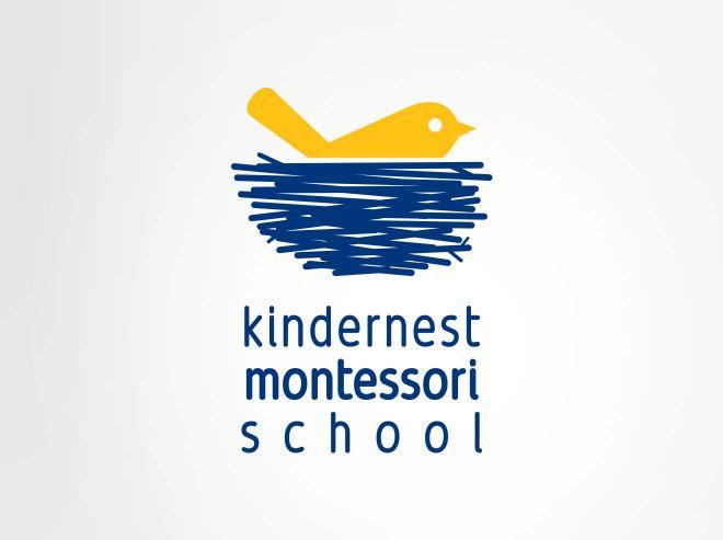 Kindernest-Montessori-School-logo